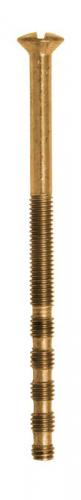 M4 Machine screw, slotted 65 mm