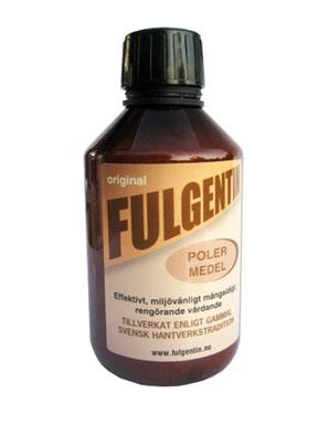 Fulgentin - Cleaning & Polishing agent 250 ml - oldschool - retro - vintage - old fashioned
