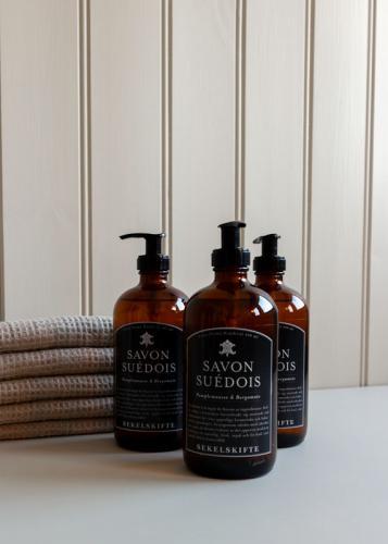 Soap - Savon Suédois 480 ml - Pamplemousse & Bergamote