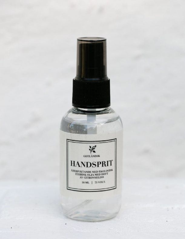 Handsprit - Citronmeliss 50 ml