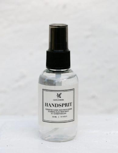 Hand sanitizer - Lemon Balm 50 ml