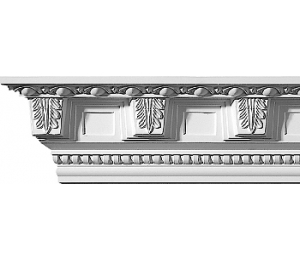 Cornice molding - CN3004 - old fashioned interior - classic style - vintage