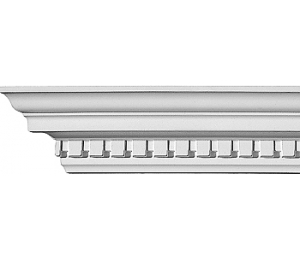 Cornice molding - CN3010 - oldschool style - old fashioned interior - vintage