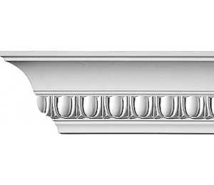 Cornice molding - CN3017 - old style - old fashioned interior - classic interior