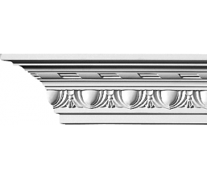 Cornice molding - CN3022 - old style - vintage interior - old fashioned style