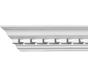 Cornice molding - CN3029 - old style - oldschool interior - old fashioned style - retro
