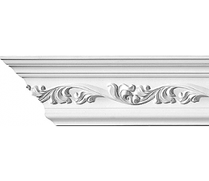Cornice molding - CN3033 - old fashioned style - oldschool style - vintage - retro