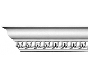 Cornice molding - CN3044 - old fashioned style - oldschool - old style - classic interior