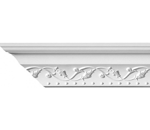 Cornice molding - CN3054 - old fashioned style - classic style - vintage