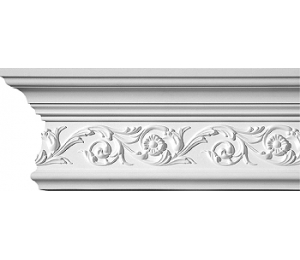 Cornice molding - CN3055 - vintage interior - old style - oldschool