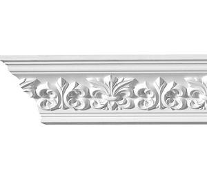 Cornice molding - CN3064 - old fashioned style - classic interior - old style