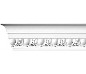 Cornice molding - CN3079 - old style - oldschool interior - vintage