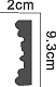 Trim list - CR-5034