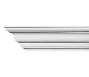Cornice molding - PCN2025 - oldschool style - vintage interior - old style