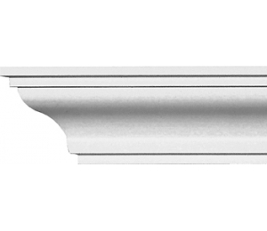 Cornice molding - PCN2034 - old fashioned interior - old style - classic style - rertro