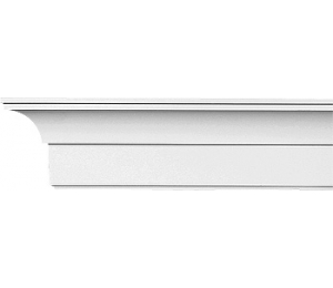 Cornice molding - PCN2044 - old style - old fashioned interior - oldschool style