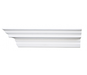 Cornice molding - PCN2057 - old style - oldschool style - retro - vintage