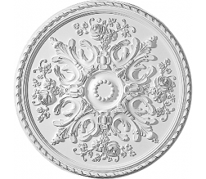Ceiling Rose - 7004 - old style - oldschool interior - old fashioned style
