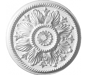 Ceiling Rose - 7011 - oldschool style - old fashioned interior - old style - vintage