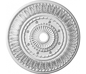 Ceiling Rose - CL21 - old style - oldschool - old fashioned style