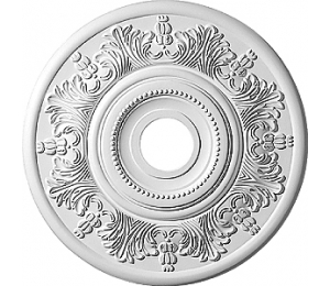 Ceiling Rose - CL24 - old style - oldschool style - vintage interior