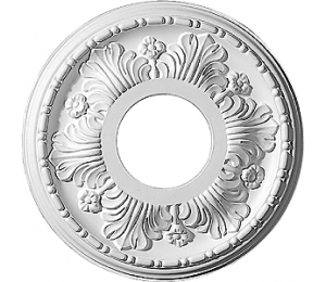 Ceiling Rose - CL33 - old style - old fashioned interior - oldschool - vintage style