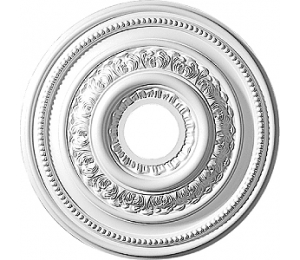 Ceiling Rose - CL34 - old style - old fashioned interior - oldschool