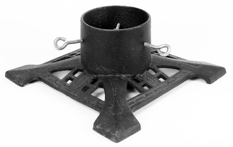 Christmas Tree Stand In Cast Iron Classic Old Style