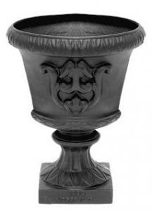 Cast Iron Urn - Norrtelje