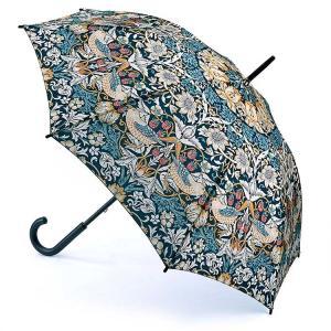 Paraply Morris - Kensington, Strawberry Thief - sekelskiftesstil - gammaldags inredning - klassisk stil - retro