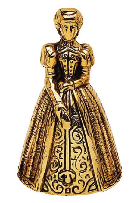 Bell Lady - Brass