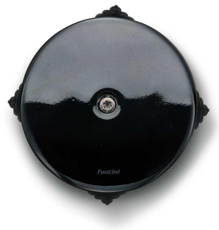 Connection box - Black porcelain, DO series