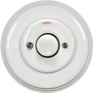 Dimmer Fontini - White porcelain LED 4-100W universal