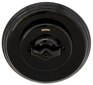 Fontini intermediate switch - Black porcelain