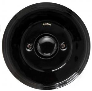 Dimmer Fontini - Black porcelain LED 4-100W universal