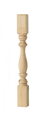 Newel Post - 500 x 53 mm