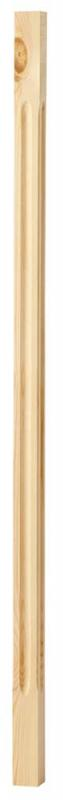 Stair baluster - 910 x 32 mm pinewood