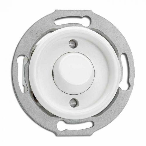 Strömbrytare insats - Lysknapp duroplast 1-polig strömbrytare