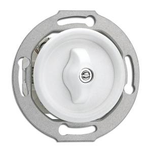 Intermediate toggle switch insert - Rotary switch duroplastic