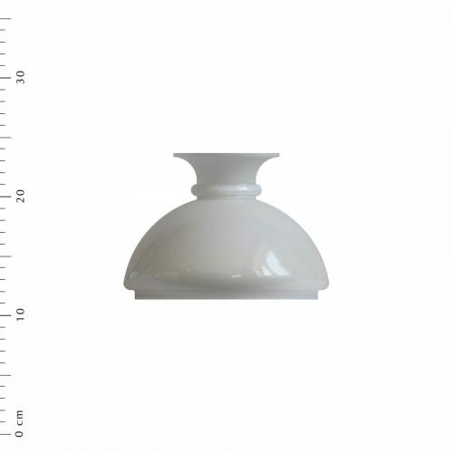 Hand-made Vesta shade (155/Opal white)