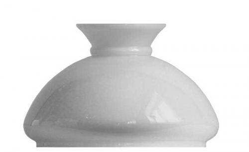 Hand-made Vesta shade (235/Opal white)