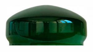 Bordsskärm låg (f200/Grön)