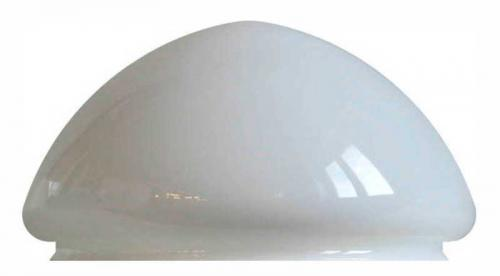 Lamp shade - 235 mm opal white