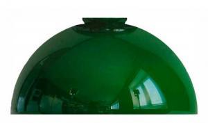 Halvsfär d235 (f60/Grön) - gammaldags inredning - klassisk stil - retro -sekelskifte