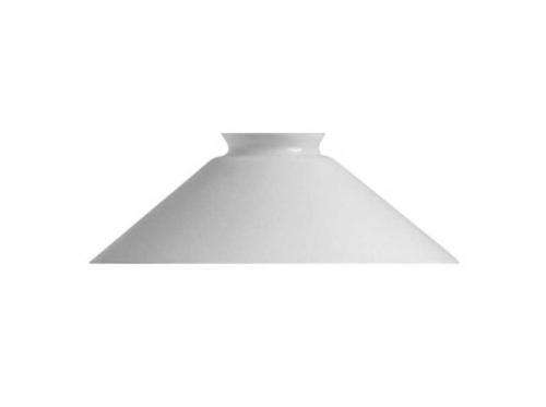 Shoemaker lamp shade - 20 cm Opal white