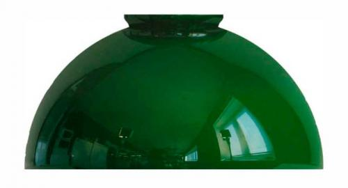 Hemispherical shade (80/Green)