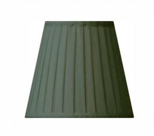 Fabric Shade 13 (Pleated / Green / Clamp)