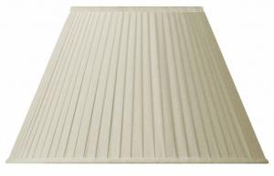 Fabric Shade 30 (Pleated / Beige / Ring)