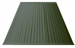 Fabric Shade 30 (Pleated / Green / Ring)