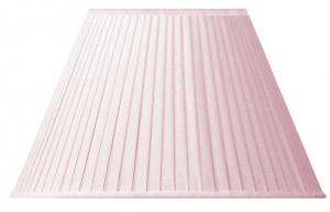 Fabric Shade 30 (Pleated / Pink / Ring)